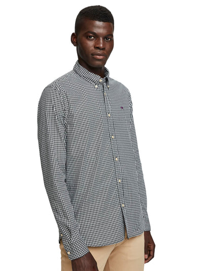 Regular Fit - Classic Bb Check Shirt -Combo C