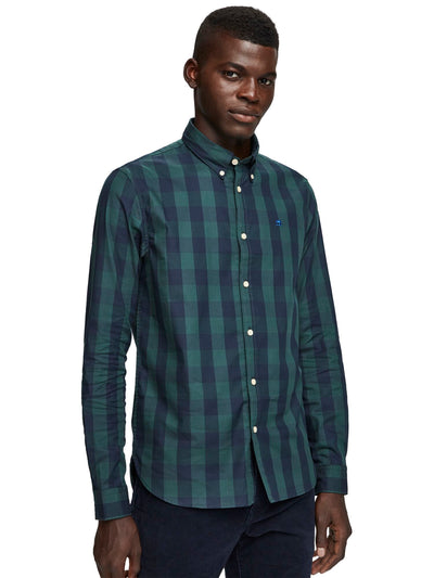 Regular Fit - Classic Bb Check Shirt - Combo E
