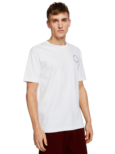 Club Nomade Short Sleeve T-Shirt - White