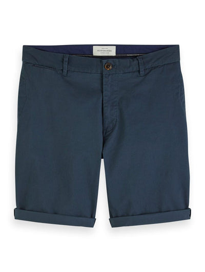 Chino Shorts - Steel