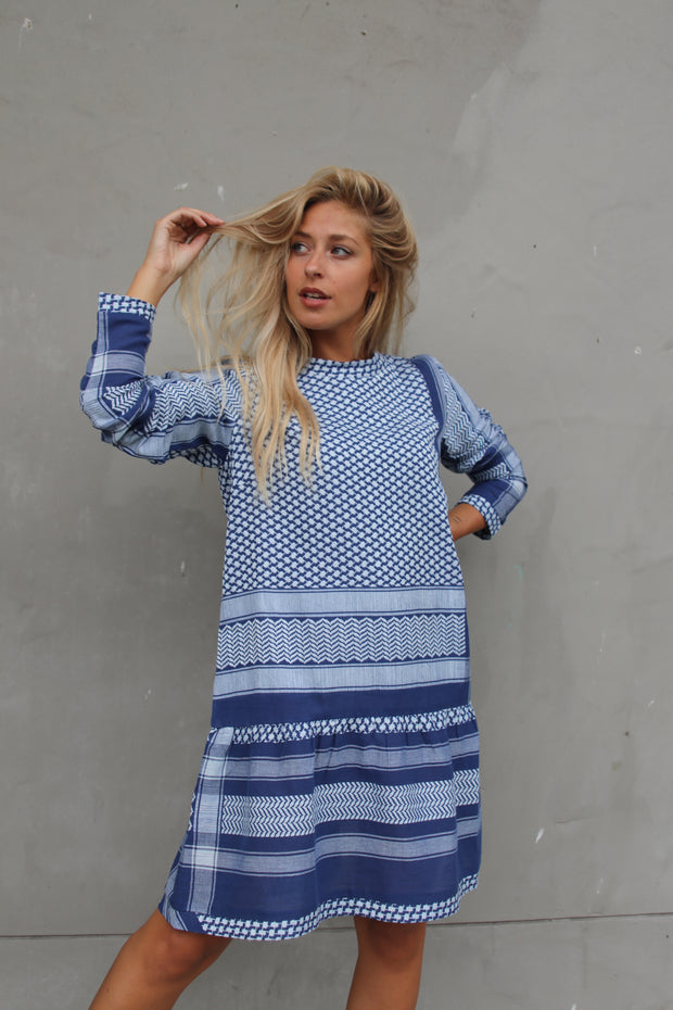 Dress 2 O Long Sleeves - Twillight Blue