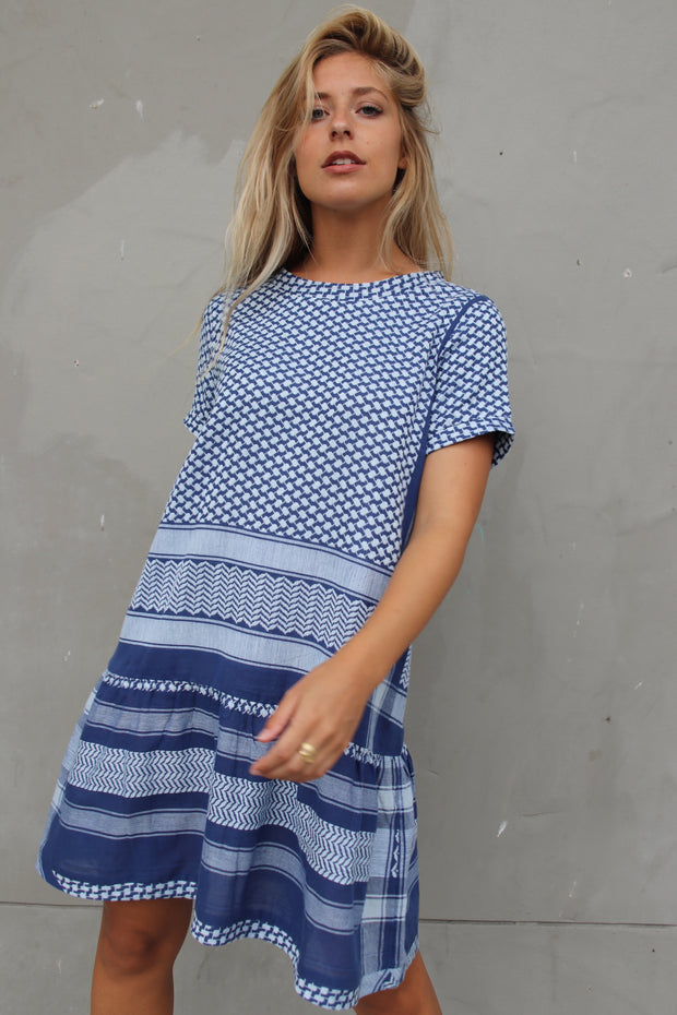 Dress 2 O Short Sleeves - Twillight Blue