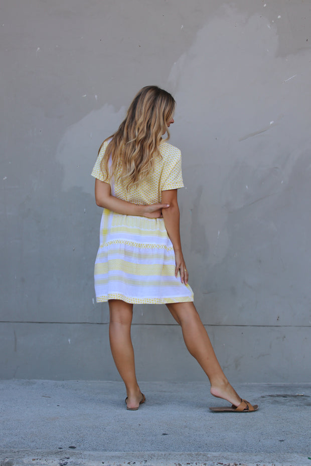 Dress 2 O Short Sleeves - Sunny