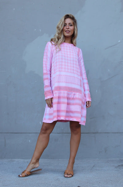 Dress 2 O Long Sleeves - Flush Light