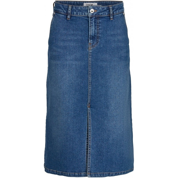 Lola Skirt - Denim