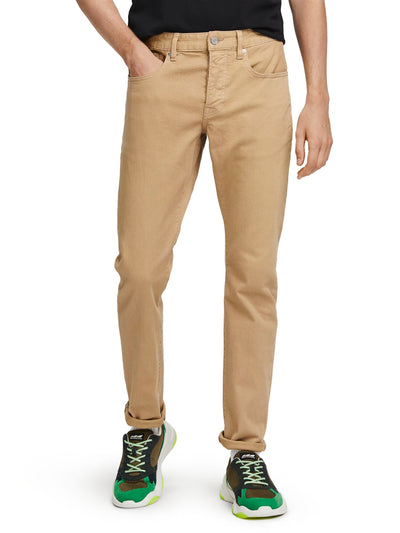Ralston - Garment Dyed Jeans | Regular slim fit - Sand 32""