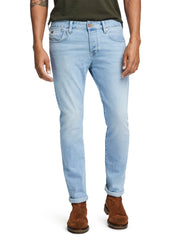 Ralston - Paint it Blauw | Regular slim fit - Paint it Blauw 32""