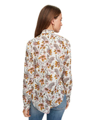 All-Over Printed Blouse - Combo A
