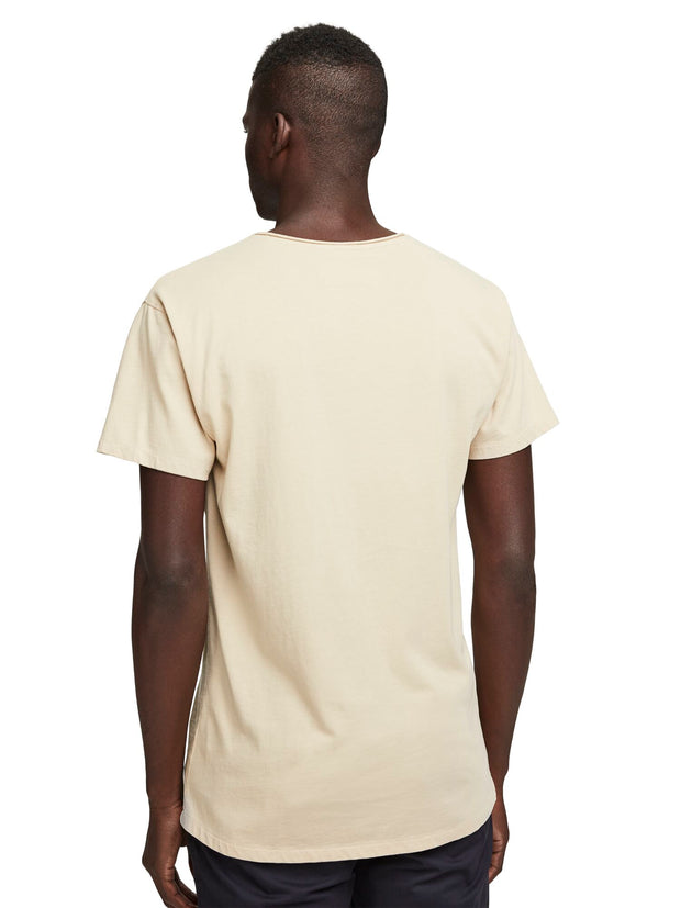 Organic Cotton T-Shirt - Sand