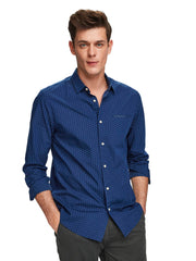 Jacquard Shirt | Regular Fit - Combo A