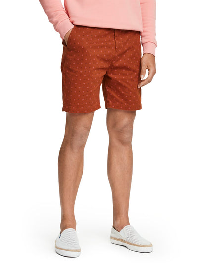 Mini Print Chino Shorts - Combo C