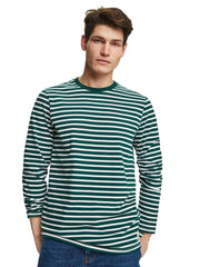 Long Sleeved Striped T-Shirt - Combo C