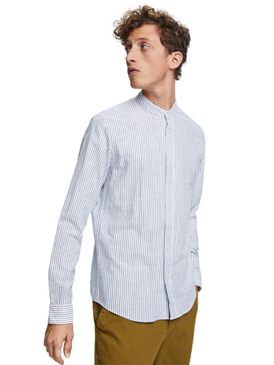 Collarless Shirt | Regular Fit - Combo A