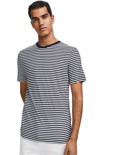 Cotton & Lyocell T-Shirt - Combo D