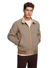 Reversible Harrington jacket - Combo A