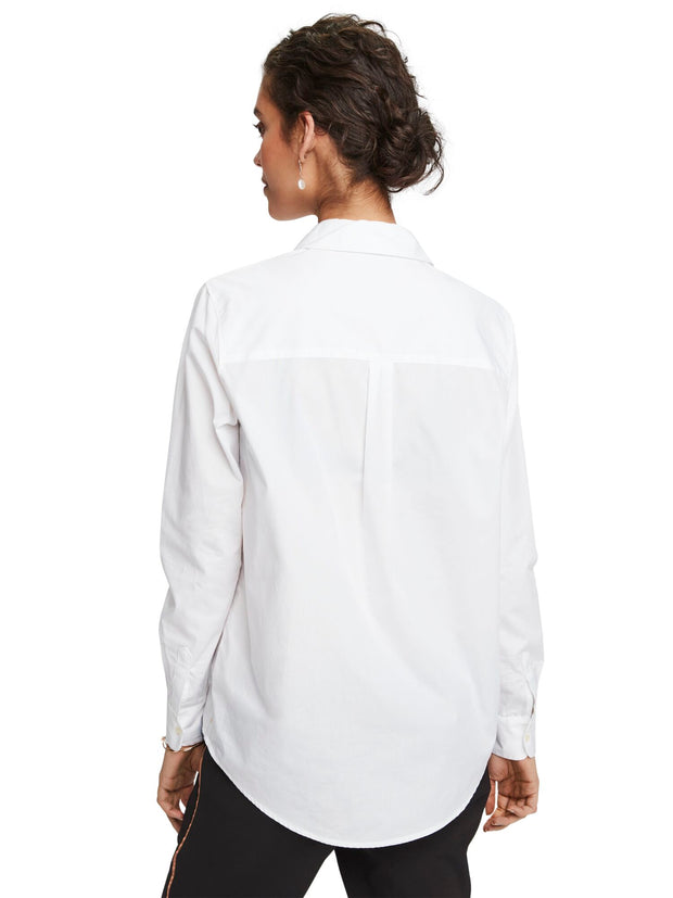 Classic Regular Fit Shirt - White
