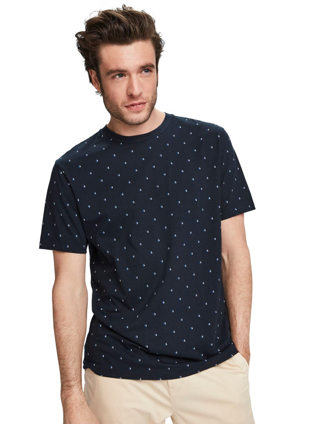Printed Jersey T-Shirt - Combo I