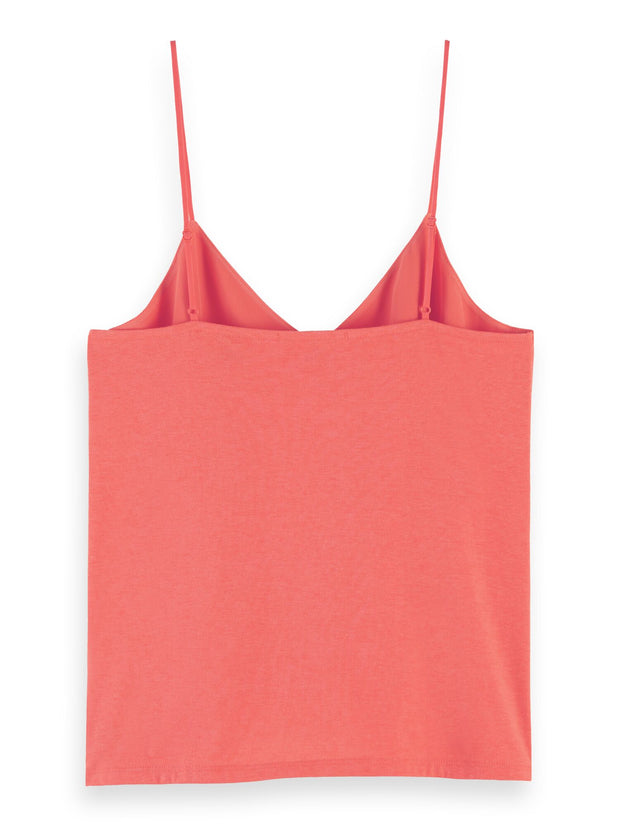 Spaghetti Strap Tank Top - Watermelon