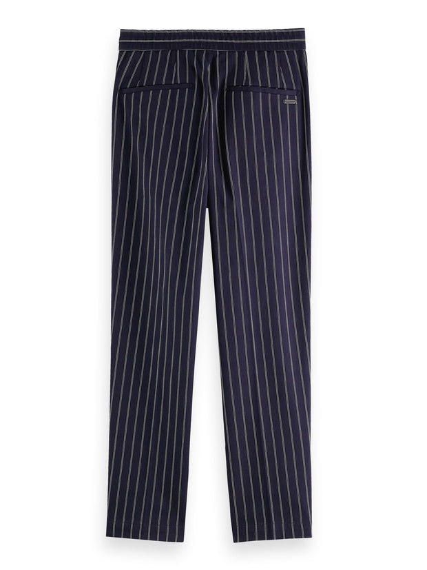 "Fave Stretch Cotton Pinstripe Trousers 32"" - Combo A"