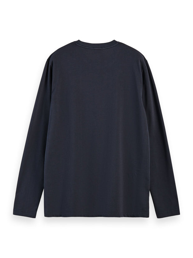 Long Sleeve Heavy Cotton T-Shirt - Antra