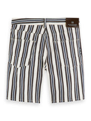 Ralston Short - Stripe Out | Mid-Rise Slim Fit - Stripe Out