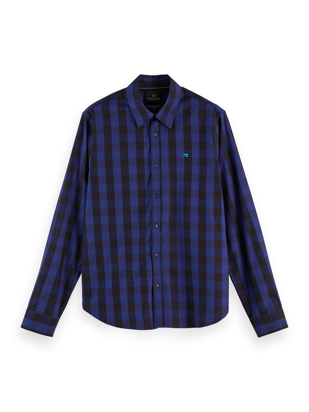 Regular Fit Checked Shirt - Combo B