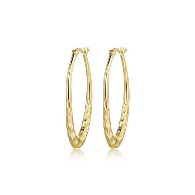 F+H Long Ride Hammered Hoops