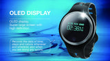 Women & Men Pedometer Smart Watch for Android- iOS  Sleep Tracker Camera Remote Watches