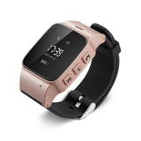 Smart Watch Phone SOS Anti-lost Gps+Lbs+Wifi Tracking Watch