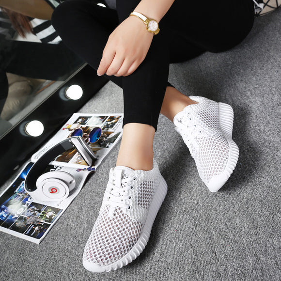 New Women Outdoor Style Mesh Shoes