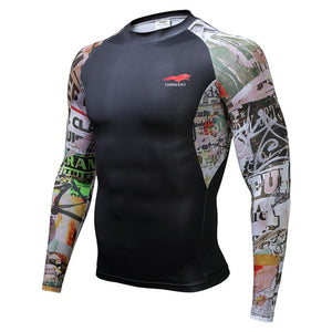 Cycling Fitness Long Sleeve
