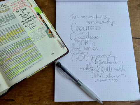 What's Inside Lemonade Creative Hearts Monthly Membership for Bible Journaling | Pam Coxwell From the Heart Art