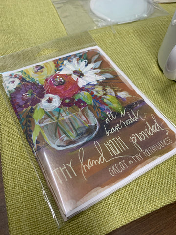 The Story Behind Our NEW Fall Collection | Pam Coxwell From the Heart Art