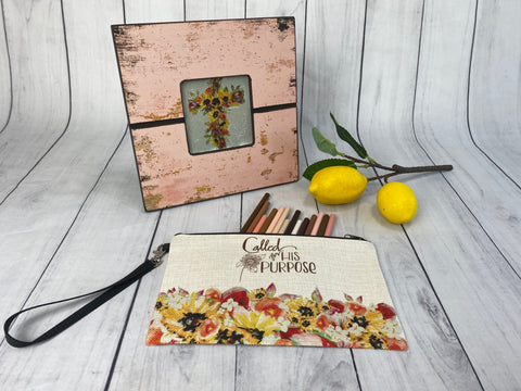 """Story Behind the Art: What's Inside August's """"Lemonade Reminders"""" Christian Subscription Box for Women 