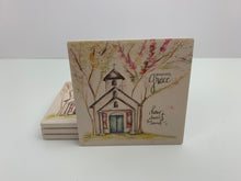 Amazing Grace Chapel - Ceramic Coasters - Set of 4