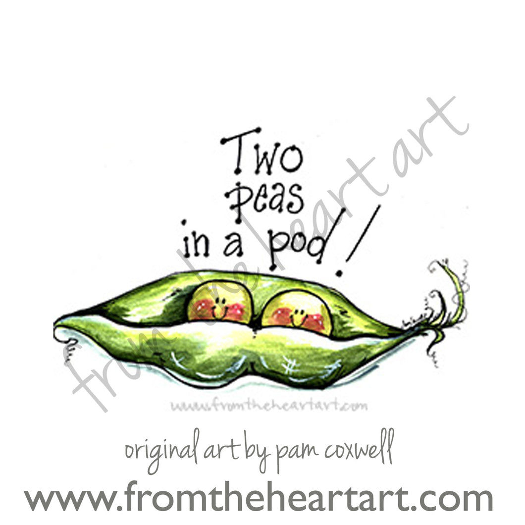 Two Peas (Farewell)
