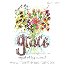 Floral:  Grace Bouquet (Farewell)