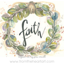 Faith Wreath