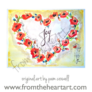 Joy Heart (Farewell)