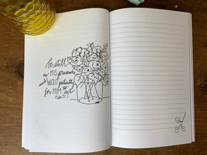 Don't Be Afraid of Tomorrow Journal