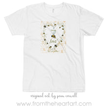 """Love Bee"" T-shirt"