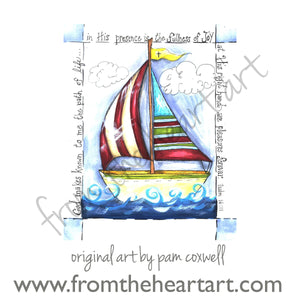 Sailboat-Joy 1