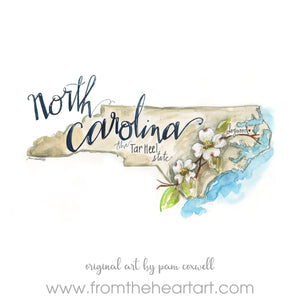 State: North Carolina