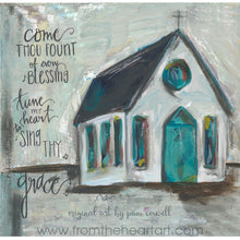 Chapel Come Thou Fount