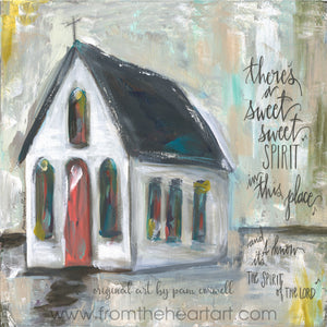 Chapel Sweet Spirit