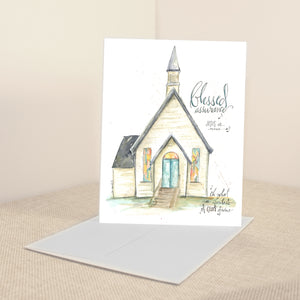 "Chapel ""Blessed Assurance"""