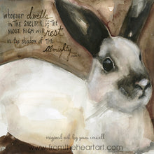 "Bunny ""Rest"" {Ps.91:1}"