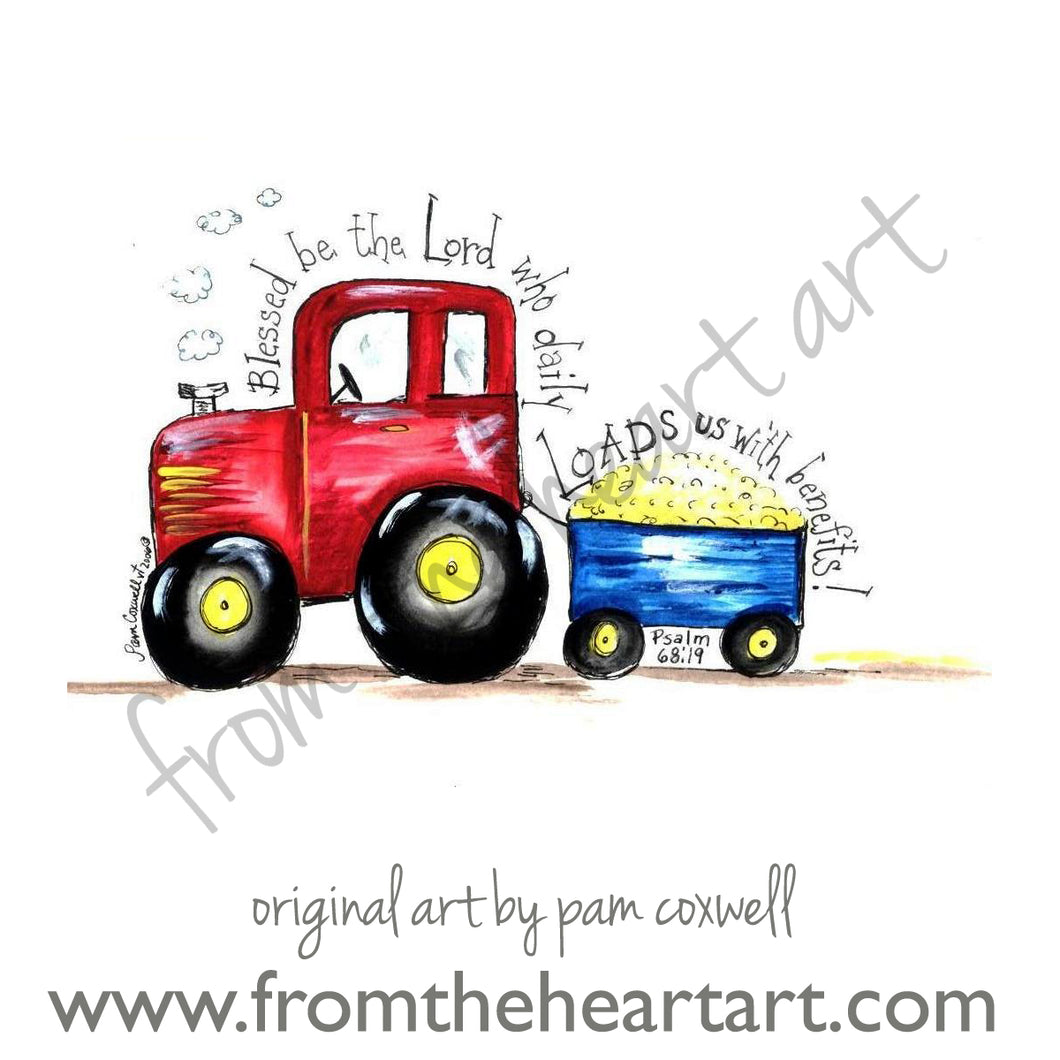 Tractor (Farewell)