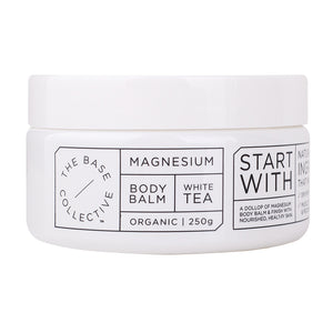 Magnesium & White Tea Body Balm 250g