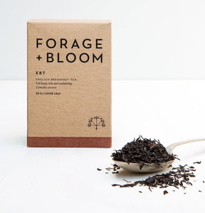 English Breakfast Loose Leaf Tea 15g